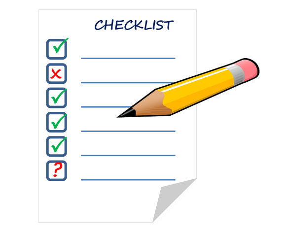 checklist-911841_960_720